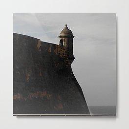 El Morro, Puerto Rico Metal Print