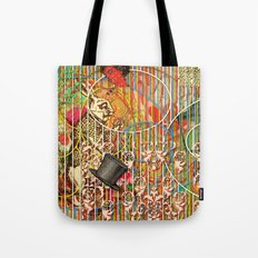 Being for the Benefit of Mr. Liddell's Daughters (1) Tote Bag