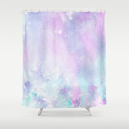 _UNICORN WATER Shower Curtain