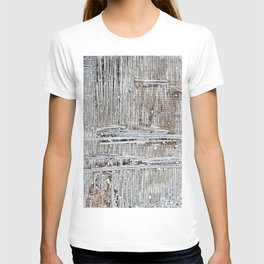 Weathered Wooden Board T-shirt