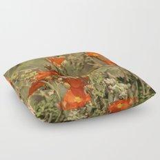 Desert Wildflower - 4 Floor Pillow