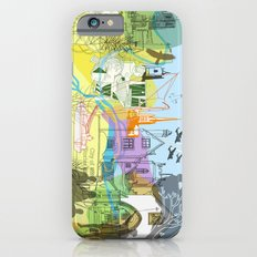 Norwich- City of Stories Slim Case iPhone 6s