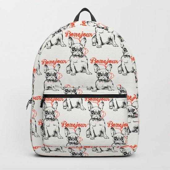 Bonejour Bulldog Backpack