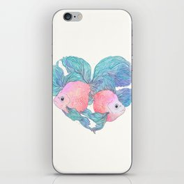 Summer Love iPhone Skin