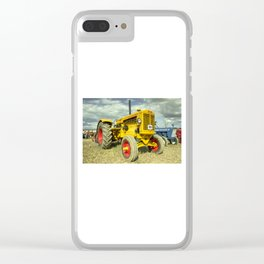 Minneapolis Moline G Clear iPhone Case