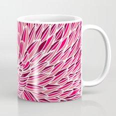 Fuchsia Chrysanthemum Mug