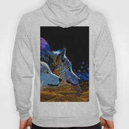 THE WOLF YOU KNOW Hoody