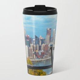 View Of Pittsburgh, Pennsylvania Travel Mug