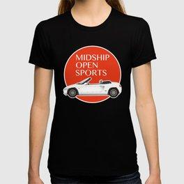 Midship Open Sports T-shirt