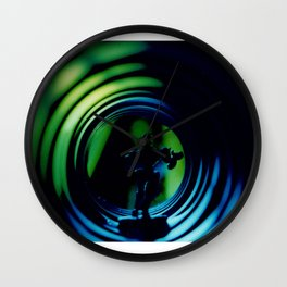 Pipe Dream Wall Clock
