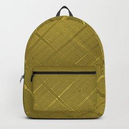 Diagonal Shimmer Streaks Backpack