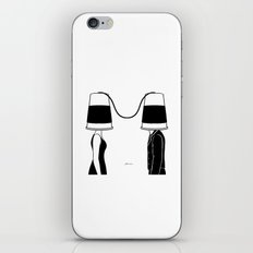 Wake-up Call iPhone Skin