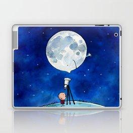 Little astronomer Laptop & iPad Skin