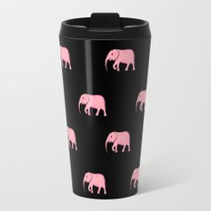 pink elephants Travel Mug
