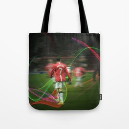 Ronaldo Remix Tote Bag