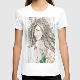 women_colors T-shirt
