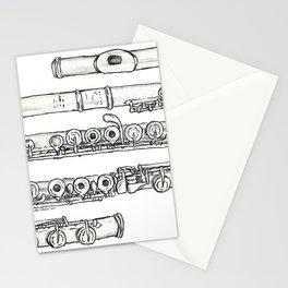 Flöte Stationery Cards