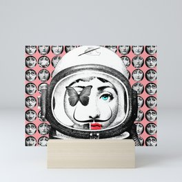 Dadaasetti Mon Amour Mini Art Print