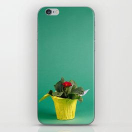 Desk Plant iPhone Skin