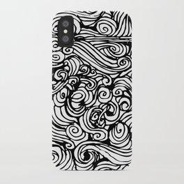 boredom iPhone Case