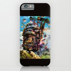 howl's moving castle iPhone 6s Slim Case