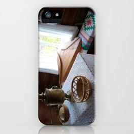 Kysle - Instrument of Mari People iPhone Case