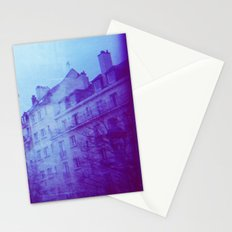 Chateau & Flowers Stationery Cards