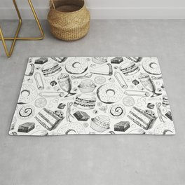 Delicious pattern  Rug