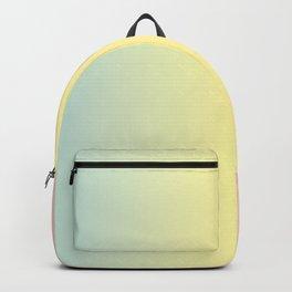 Pastel Gradient Unicorn Print Backpack