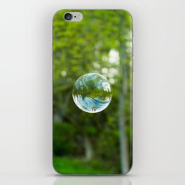 Summer Bubble iPhone Skin