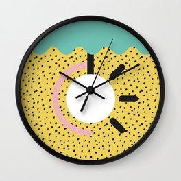 Memphis Style N°3 Wall Clock