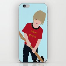 Shoe Gazer iPhone & iPod Skin