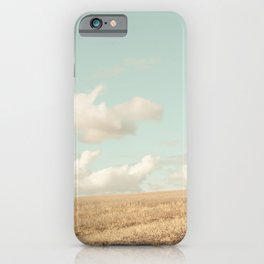 Rolling Hills #2 iPhone Case