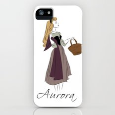 Princess Aurora Slim Case iPhone (5, 5s)