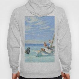 Edward Hopper Ground Swell 1939 Painting Hoody