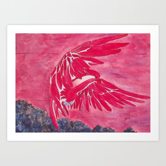 Dynamism Art Print