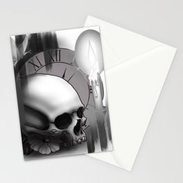 .Momento Mori.2 Stationery Cards