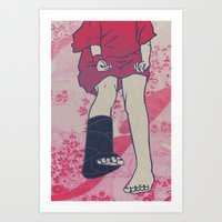 perdition  Art Print