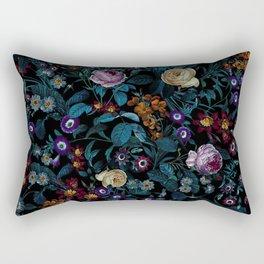 Night Garden XXXIII Rectangular Pillow