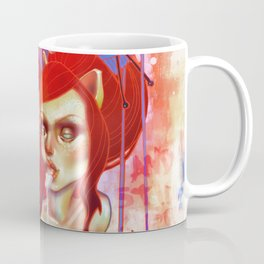 Siamese Cream Coffee Mug