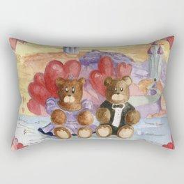 Be My Valentine Rectangular Pillow