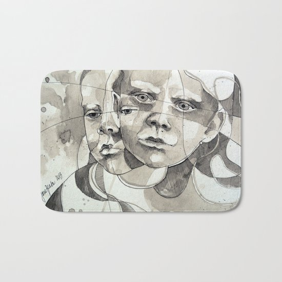Made of two Bath Mat