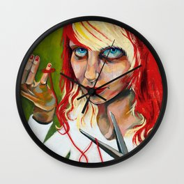 Free Will Wall Clock