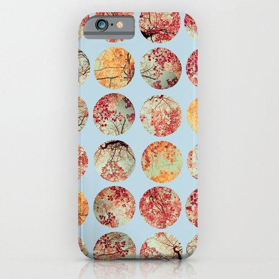 Cloud Inkblot iPhone & iPod Case