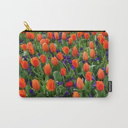 Tulip Field 2 Carry-All Pouch