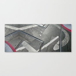 intersections 2 Canvas Print