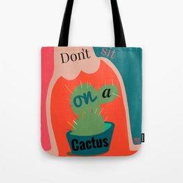 Helpful Advice Tote Bag