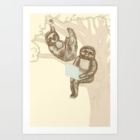 evolution Art Prints featuring Evolution by Mirisch