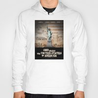 religious Hoodies featuring Battle For Religious Liberty by politics