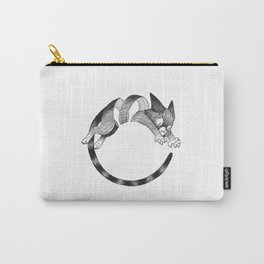 Cat Loop Carry-All Pouch
